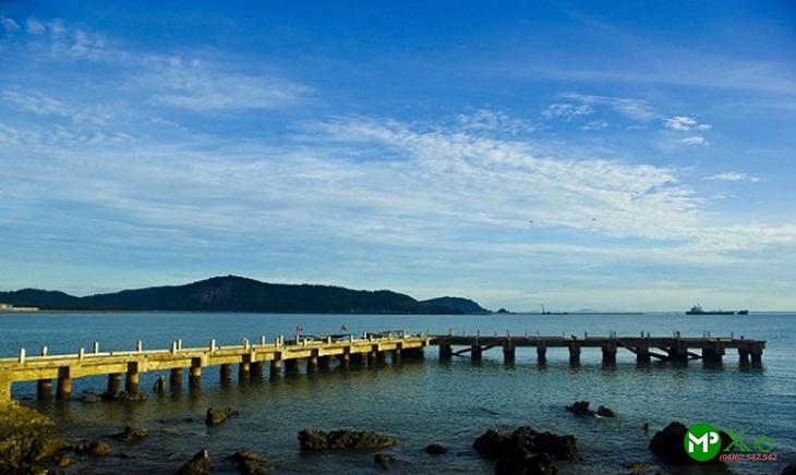 Đảo lan châu cửa lò nghệ an